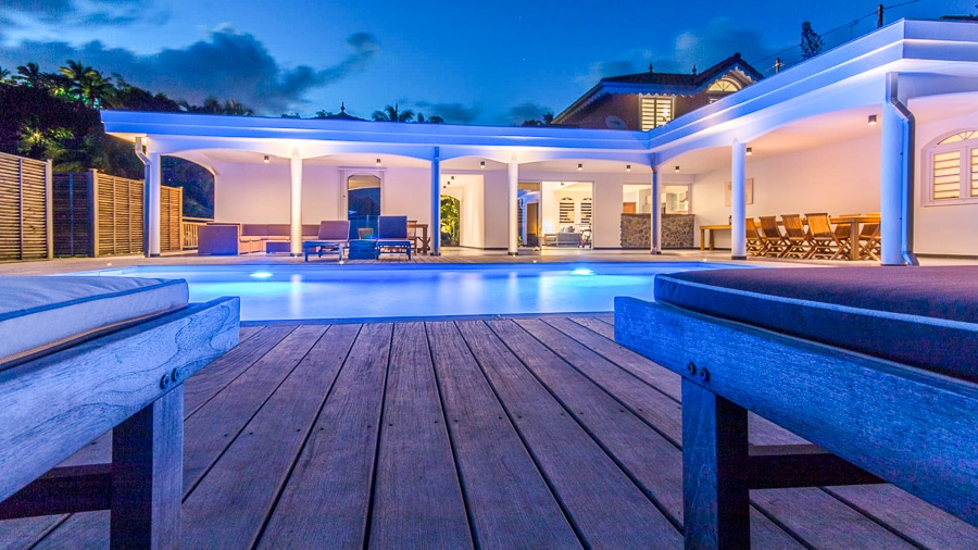 Location villa luxe Martinique - Villa la Ressource